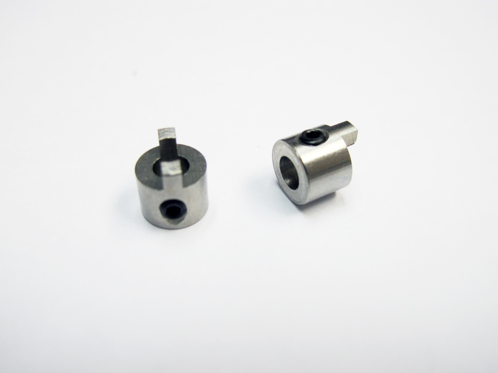 4mm Stainless Steel Drive Dog x 2 Units